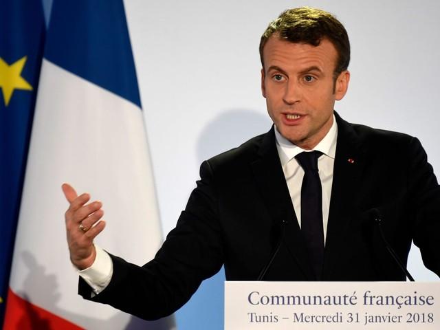 Le discours complet d'Emmanuel Macron devant la communauté française de Tunisie