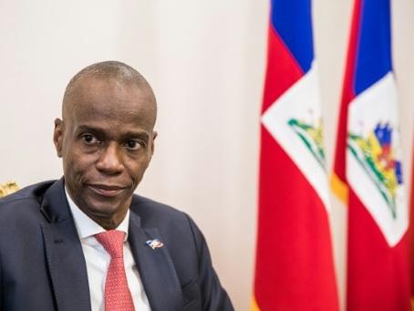 """""""Pas accroché à un mandat"""", le président haïtien évasif quant à la résolution de la crise"""