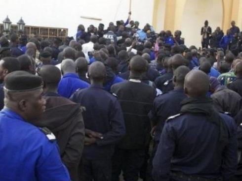 Sit-in des policiers prévu à partir de ce 14 février