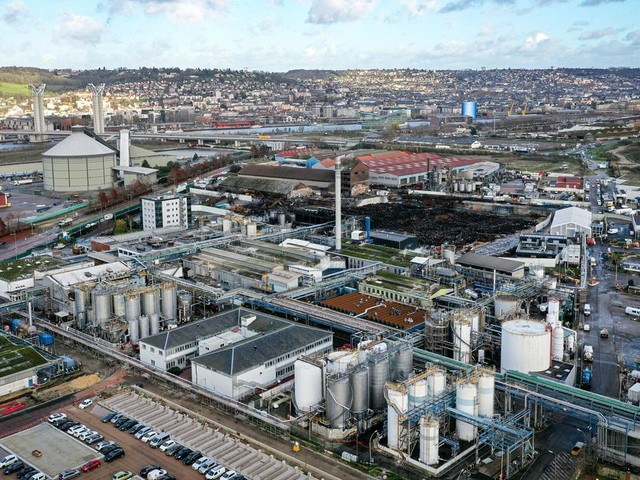 À Rouen, Lubrizol va rouvrir moins de 3 mois après l'incendie