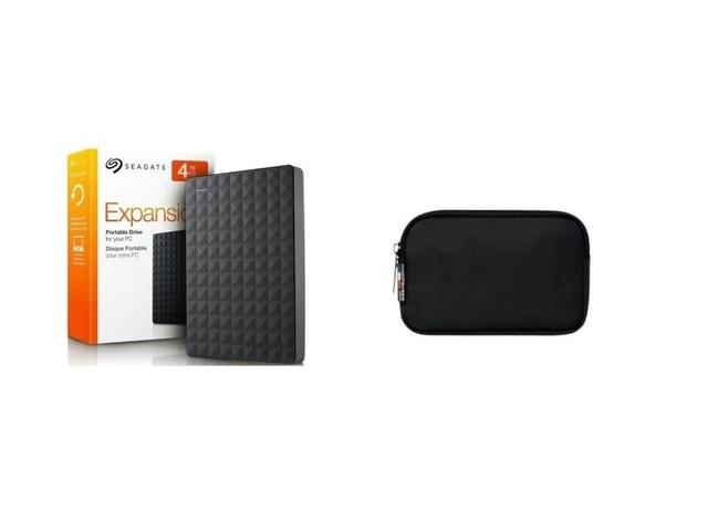 Soldes d'hiver : un disque dur portable Seagate 4 To pour 90 euros