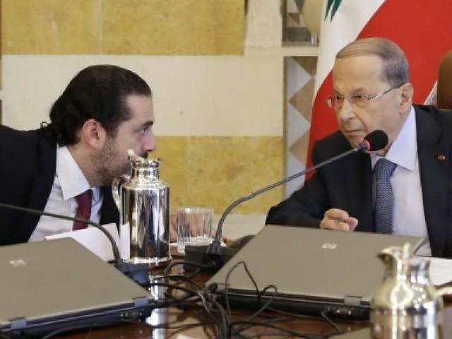 Un mois après l'affaire Hariri, Beyrouth à l'épreuve de Ryad