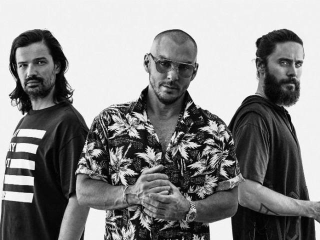 Thirty Seconds To Mars : nouveau single dévoilé, Walk On Water