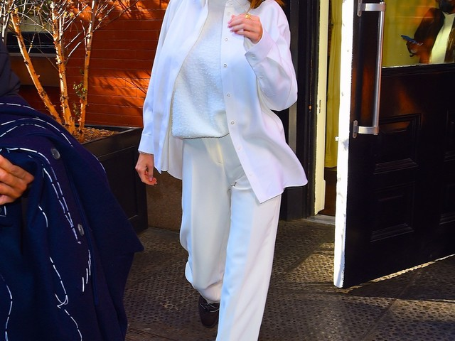 Kendall Jenner ne quitte plus cette marque parisienne