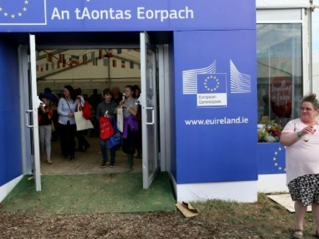 Au rendez-vous de l'agriculture irlandaise, le Brexit jour les trouble-fête