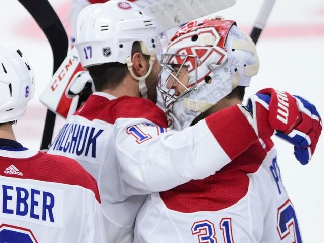 Ilya Kovalchuk délivre le Canadien en prolongation