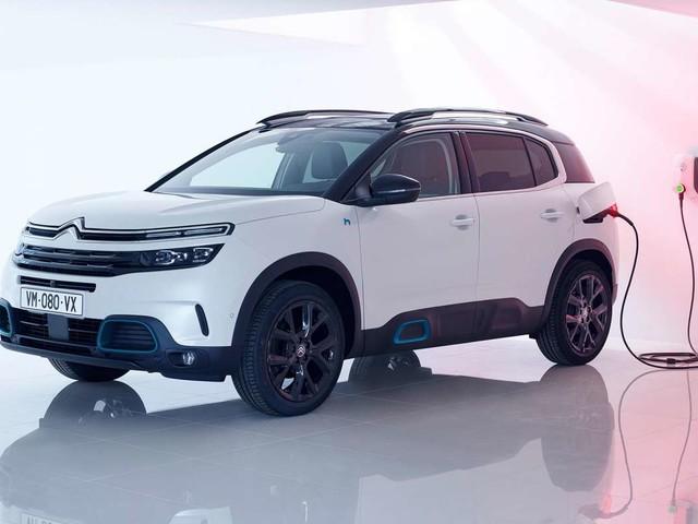 Citroën annonce 6 nouveautés électrifiées pour 2020 !