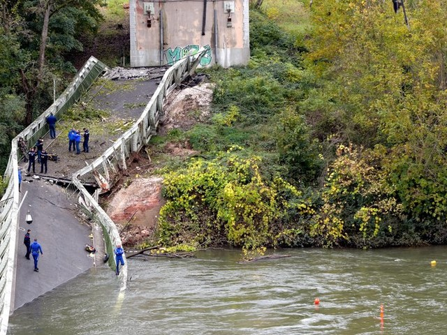 Pont effondré près de Toulouse : la famille de Lisa, l'adolescente décédée, appelle au calme