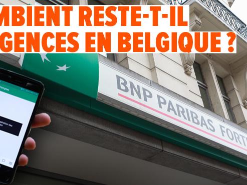 """Marie-France déplore la fermeture de sa banque à Walcourt: """"Pourra-t-on encore vivre sans internet, sans smartphone ?"""""""