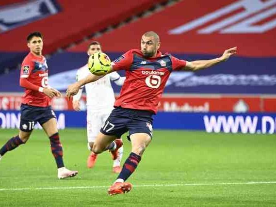 Foot - Lille - Burak Yilmaz (Lille) de retour pour affronter l'AC Milan en Ligue Europa