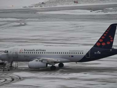 Environ 200 vols retardés à Brussels Airport, 70 annulés