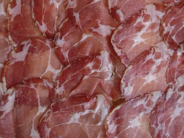 Alerte à la gastro liée à la consommation de coppa contaminée par des salmonelles