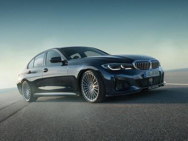 L'Alpina B3 offre un petit avant-goût de la future BMW M3