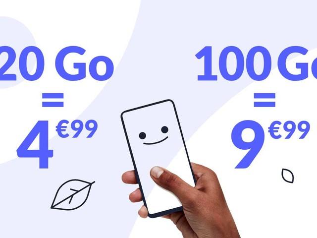 Craquez sans attendre pour ces promos et obtenez un forfait mobile dès 4,99 € par mois !