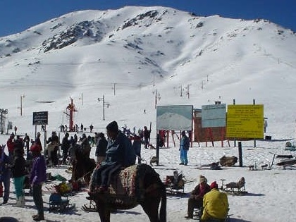 Oukaimeden : Faire du ski à Marrakech !