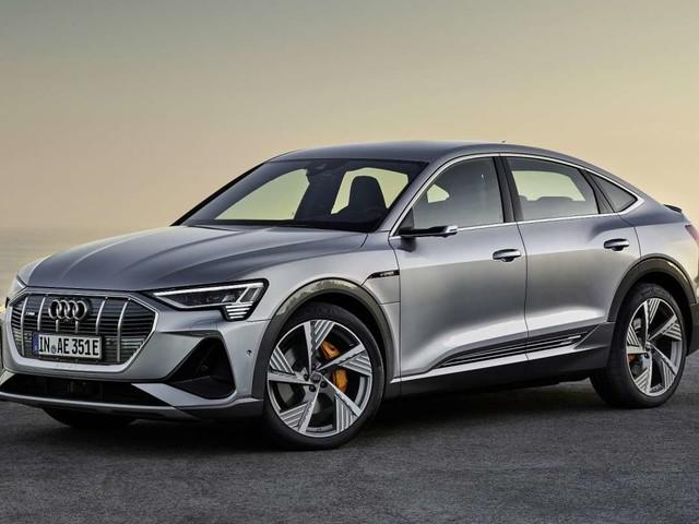 Audi e-tron Sportback (2019): SUV coupé électrique