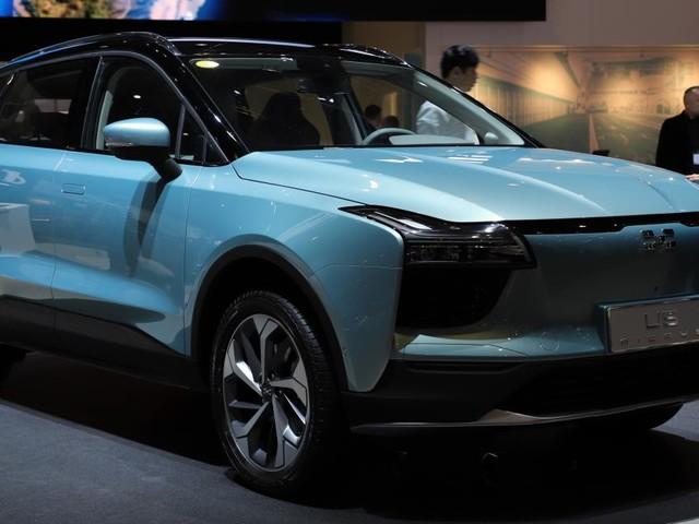 Aiways U5 : le SUV électrique chinois arrive en Europe