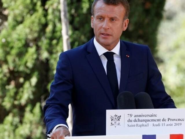 Macron veut des rues aux noms de soldats africains pour leur rendre hommage