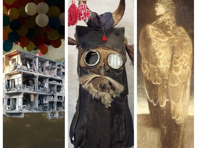 """Arts plastiques : """"Fernand Khnopff (1858-1921), Le maître de l'énigme"""", """"MIRCEA CANTOR, Vânătorul de imagini"""", """"Où est la maison de mon ami ?"""" et """"Triennale Asie-Pacifique"""""""