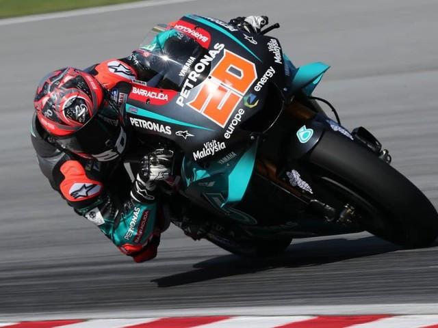 MotoGP Valence – Fabio Quartararo en pole !