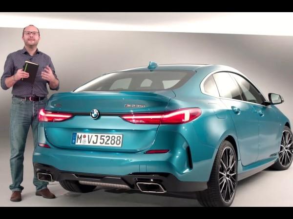 Découverte de la BMW Série 2 Gran Coupé (2020)