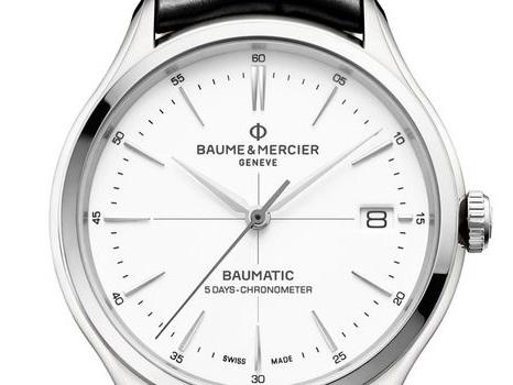 Baume & Mercier Clifton Baumatic, rêve accessible