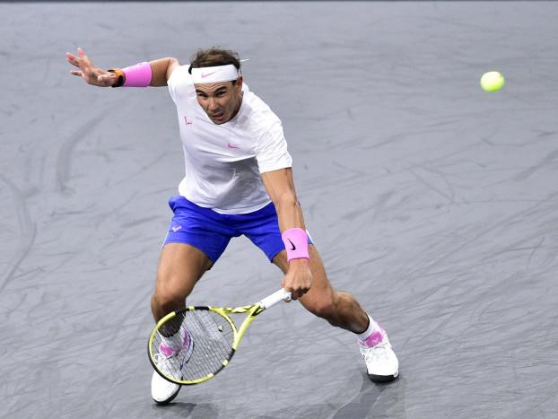 Masters 1000 Paris : Shapovalov en finale après abandon de Nadal