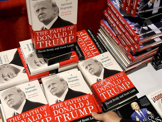 Donald Trump, « best-seller » de l'Amérique
