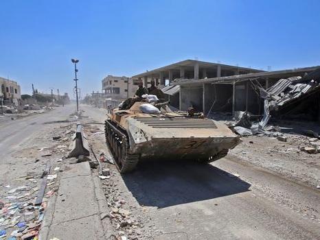 Après Deraa, le régime syrien confronté à un dilemme cornélien