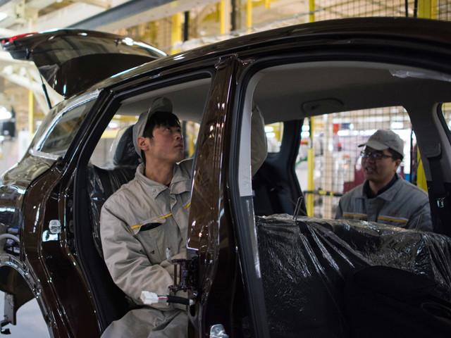 Renault mise gros sur la Chine malgré des débuts difficiles