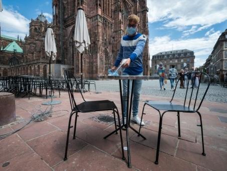 Cafés et restos dans les starting blocks, un symbole d'une économie qui redémarre