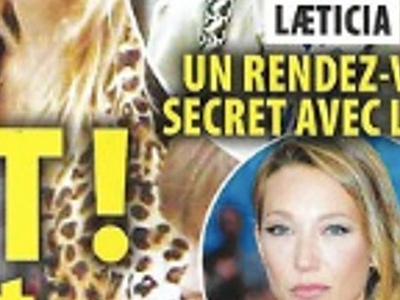 Laura Smet, étrange rendez-vous secret avec Laeticia Hallyday (photo)