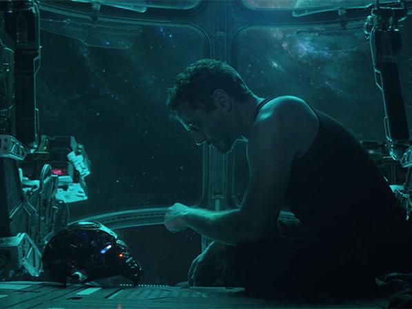 Avengers Endgame : une théorie pour expliquer les vides de la dernière bande annonce