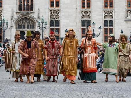 Coronavirus - La procession du Saint-Sang à Bruges annulée
