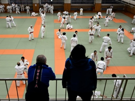 """Le Kodokan, une """"Mecque"""" du judo ouverte à tous"""