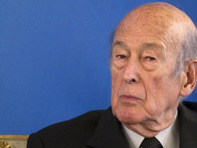 France: Valéry Giscard d'Estaing hospitalisé en urgence