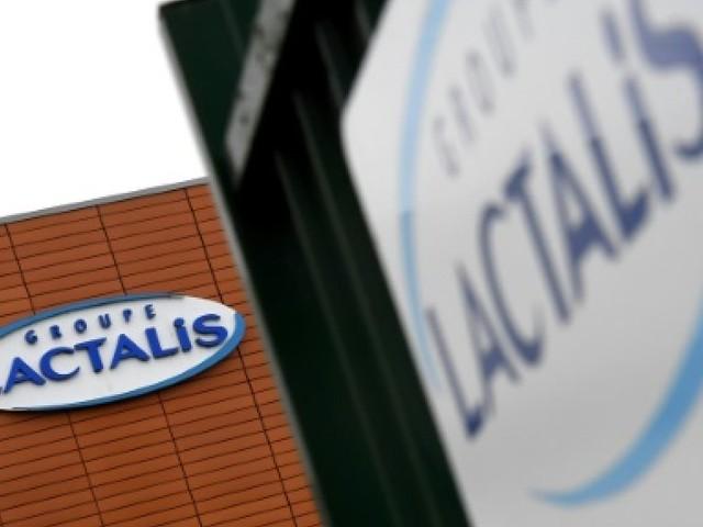 """Lactalis: la grande distribution regrette des """"défaillances"""" humaines"""