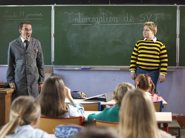 L'élève Ducobu: pourquoi Élie Semoun a été choisi pour le rôle de l'instituteur?