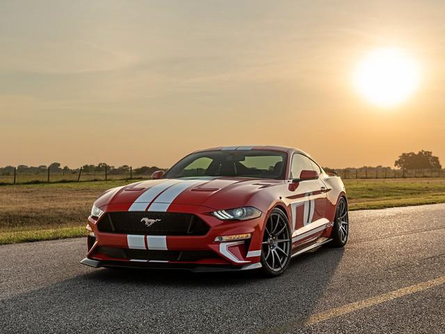 La Hennessey Heritage Edition Mustang (2019), seulement 19 exemplaires de cette Ford Mustang GT de 808 chevaux