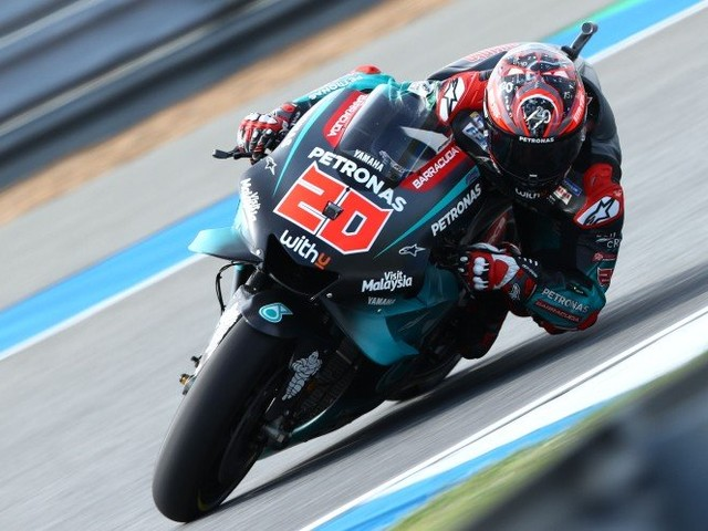MotoGP – GP de Malaisie : Quartararo en pole, Marquez chute lourdement
