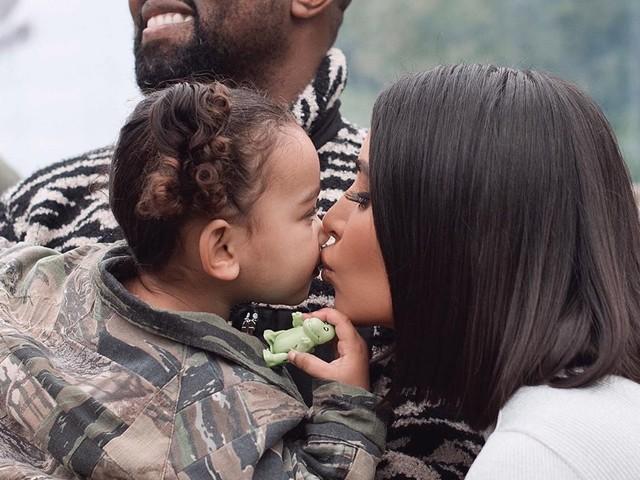 Kim Kardashian : La vidéo de sa fille Chicago West, qui attendrit la toile