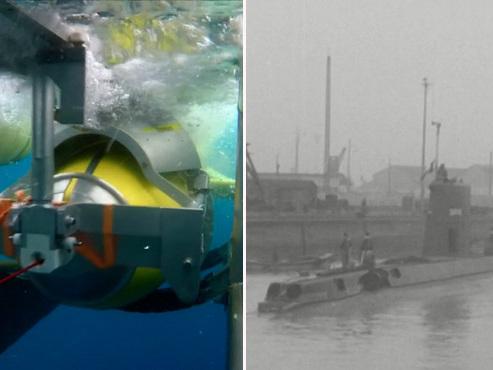 """Un demi-siècle après le drame, le sous-marin la """"Minerve"""" a été retrouvé: """"Un apaisement extraordinaire"""""""