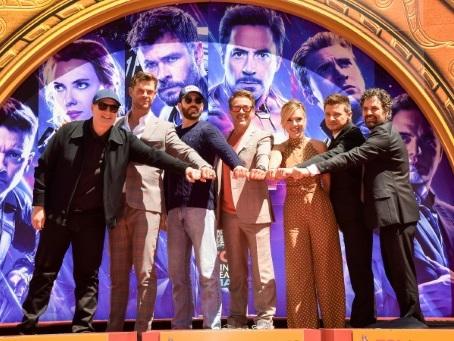 """Les dix plus gros succès du box-office mondial, """"Avengers: Endgame"""" en tête"""