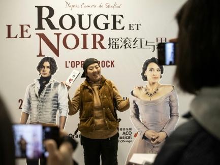 Pour les comédies musicales françaises, la Chine c'est Broadway