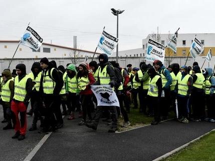 Les Basques demandent le retour de leurs détenus