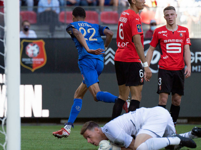 L1: Rennes battu 2-0 par Reims avant de recevoir Tottenham