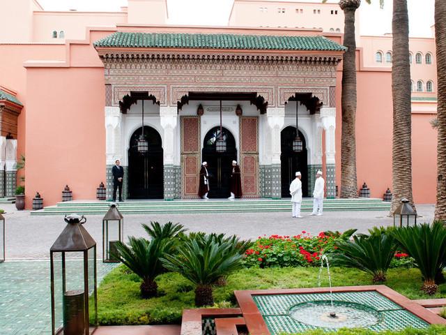 L'hôtel La Mamounia va pouvoir être privatisé après une modification de la loi