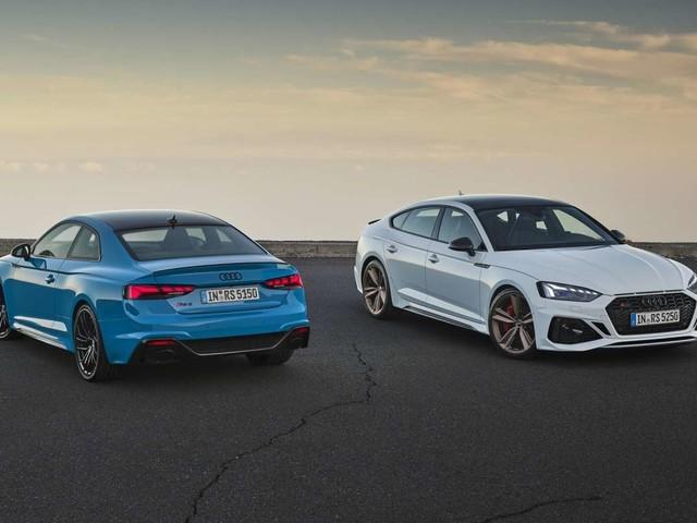 L'Audi RS5 (2020) a droit à son restylage