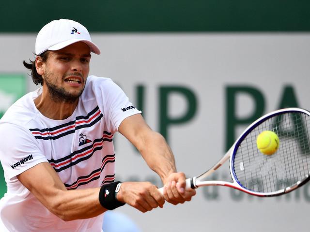 """US Open: Barrère espère avoir joué ses """"dernières qualifications"""""""