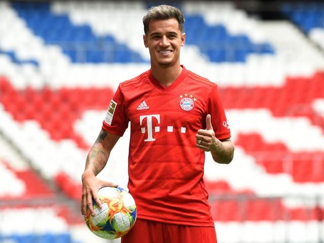 Mercato : Philippe Coutinho prêté au Bayern Munich